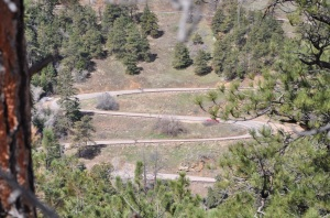Final Switchbacks